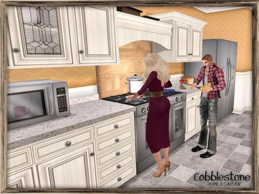 Cobblestone - Century Kitchen Pic 1